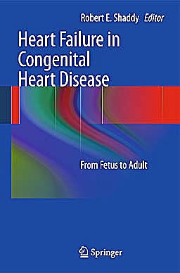 Portada del libro 9781849964791 Heart Failure in Congenital Heart Disease. from Fetus to Adult
