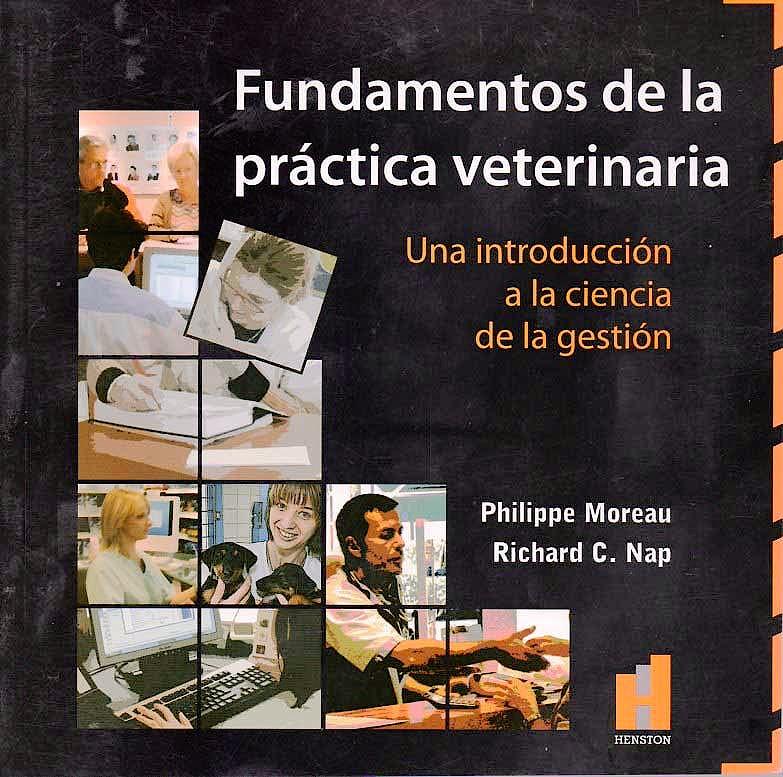 Portada del libro 9781850541608 Fundamentos de la Práctica Veterinaria. Una Introducción a la Ciencia de la Gestión