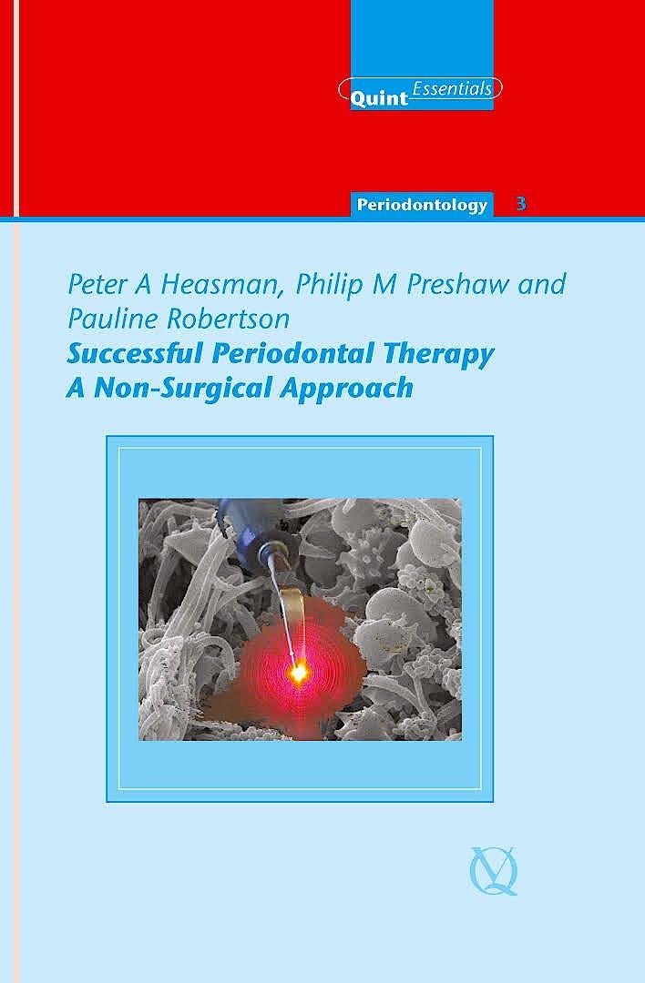 Portada del libro 9781850970743 Successful Periodontal Therapy