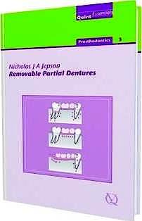 Portada del libro 9781850970750 Removable Partial Dentures
