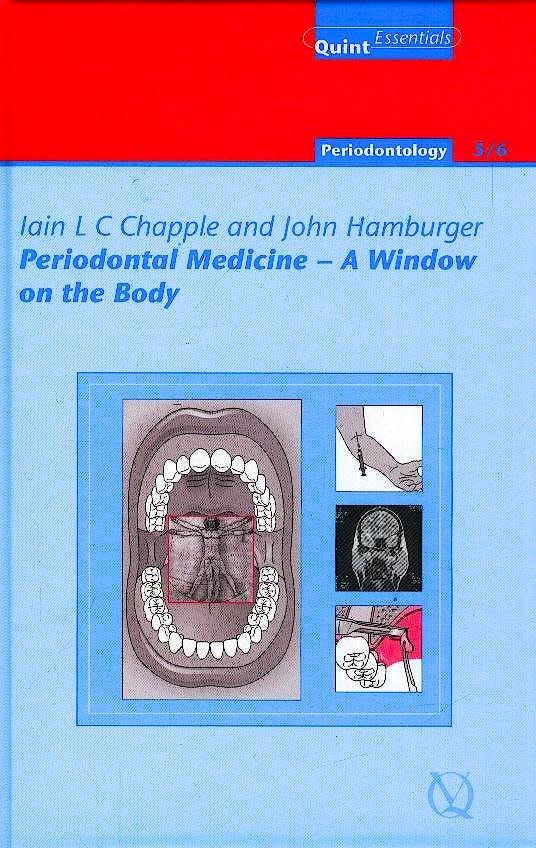 Portada del libro 9781850970798 Periodontal Medicine: A Window on the Body