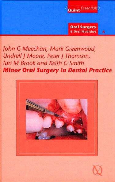 Portada del libro 9781850970828 Minor Oral Surgery in Dental Practice