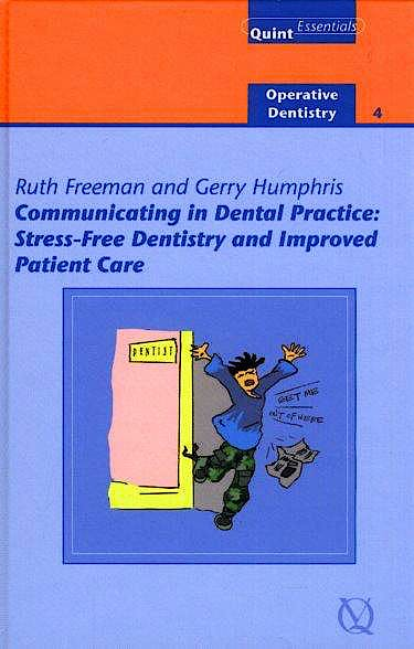 Portada del libro 9781850970996 Communicating in Dental Practice