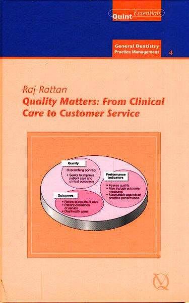 Portada del libro 9781850971009 Quality Matters