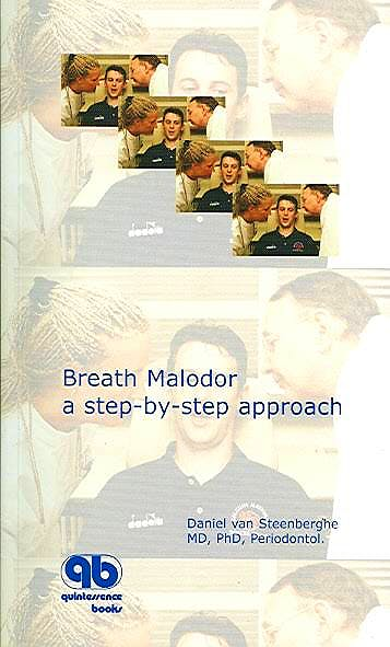 Portada del libro 9781850971047 Breath Malodor: A Step-by Step Approach