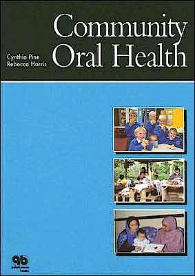Portada del libro 9781850971627 Community Oral Health