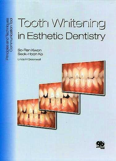 Portada del libro 9781850971771 Tooth Whitening in Esthetic Dentistry