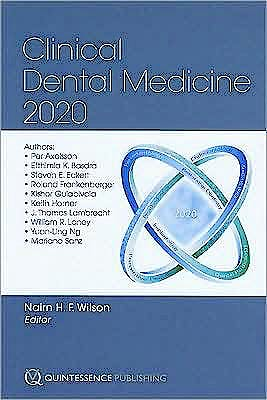 Portada del libro 9781850971894 Clinical Dental Medicine 2020