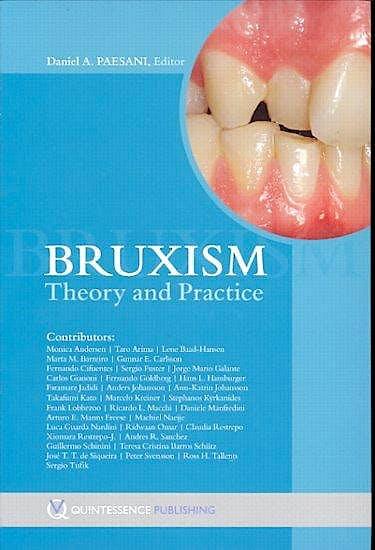 Portada del libro 9781850971917 Bruxism. Theory and Practice