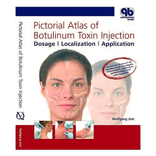 Portada del libro 9781850972204 Pictorial Atlas of Botulinum Toxin Injection. Dosage, Localization, Application