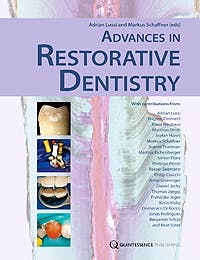 Portada del libro 9781850972280 Advances in Restorative Dentistry