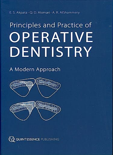 Portada del libro 9781850972549 Principles and Practice of Operative Dentistry. a Modern Approach