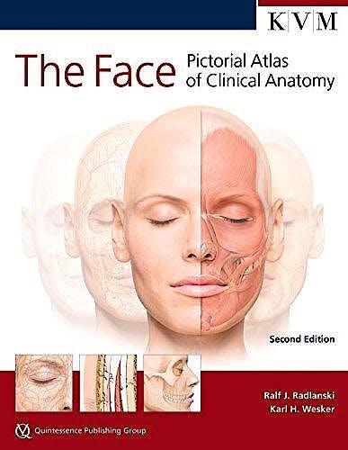 Portada del libro 9781850972709 The Face. Pictorial Atlas of Clinical Anatomy