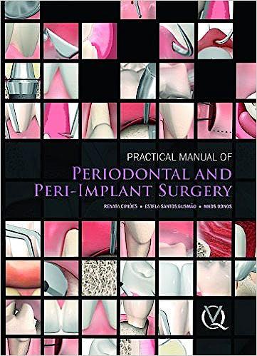 Portada del libro 9781850972853 Practical Manual of Periodontology and Periimplantitis