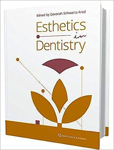 Portada del libro 9781850972938 Esthetics in Dentistry