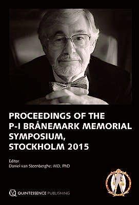 Portada del libro 9781850972983 Proceedings of the P-I Branemark Memorial Symposium, Stockholm 2015