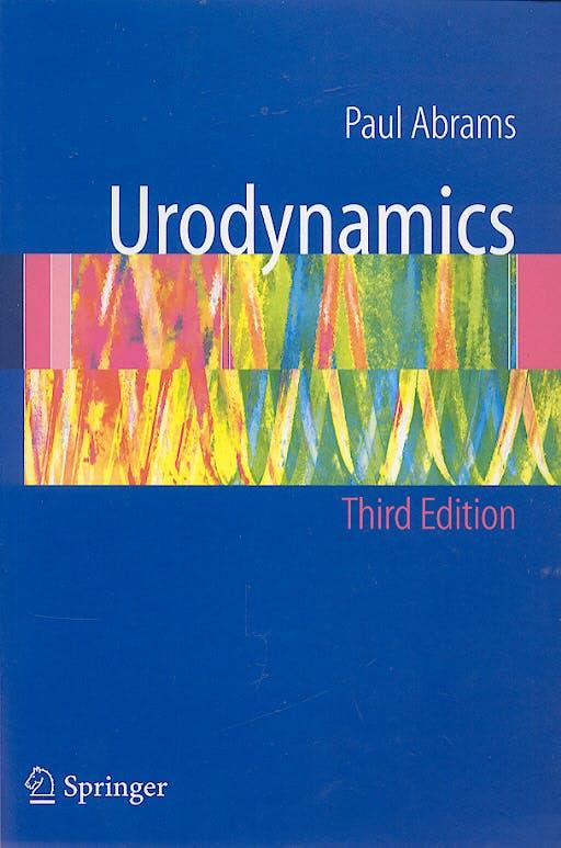 Portada del libro 9781852339241 Urodynamics