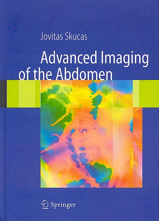 Portada del libro 9781852339920 Advanced Imaging of the Abdomen