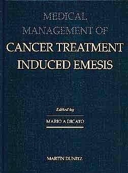 Portada del libro 9781853172670 Medical Management Cancer Treatment Induced Emesis