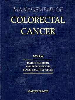 Portada del libro 9781853173776 Management of Colorectal Cancer