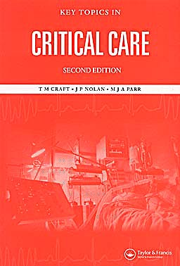 Portada del libro 9781859962299 Key Topics in Critical Care