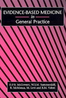Portada del libro 9781859962824 Evidence-Based Medicine in General Practice