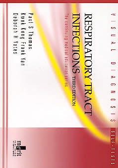 Portada del libro 9781873413333 Visual Diagnosis. Self-Tests: Respiratory Tract Infections
