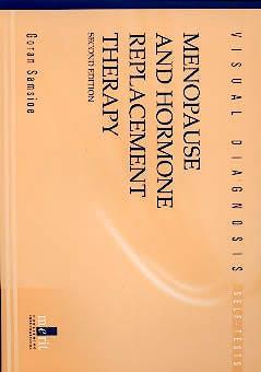 Portada del libro 9781873413579 Menopause and Hormone Replacement Therapy (Visual Diagnosis. Self-Tests)