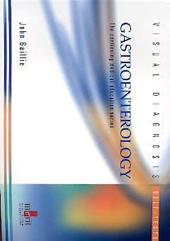 Portada del libro 9781873413760 Gastroenterology (Visual Diagnosis. Self-Tests)