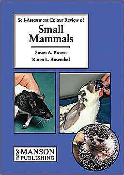 Portada del libro 9781874545453 Self-Assessment Colour Review of Small Mammals
