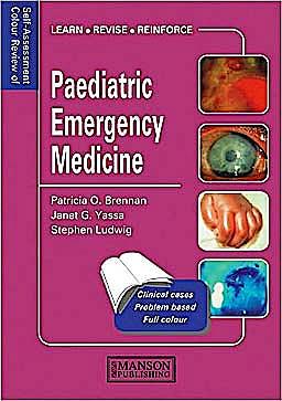 Portada del libro 9781874545460 Paediatric Emergency Medicine: Self-Assessment Colour Review