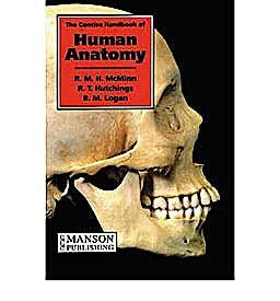 Portada del libro 9781874545521 The Concise Handbook of Human Anatomy