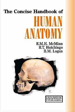 Portada del libro 9781874545538 The Concise Handbook of Human Anatomy