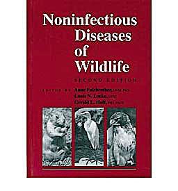 Portada del libro 9781874545750 Noninfectious Diseases of Wildlife