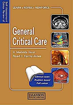 Portada del libro 9781874545866 General Critical Care. Self-Assessment Colour Review
