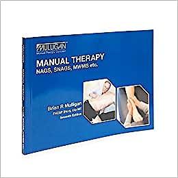 Portada del libro 9781877520181 Manual Therapy. Nags, Snags, Mwms, Etc