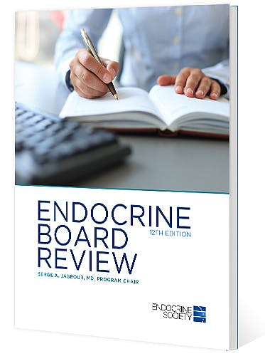 Portada del libro 9781879225695 Endocrine Board Review. Reference Edition (Hardback)