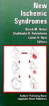 Portada del libro 9781881063063 New Ischemic Syndromes :Beyond Angina & Infarction
