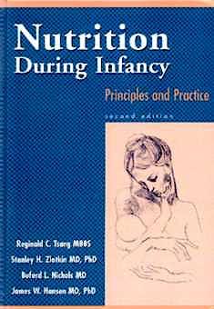 Portada del libro 9781882576142 Nutrition during Infancy: Principles and Practice