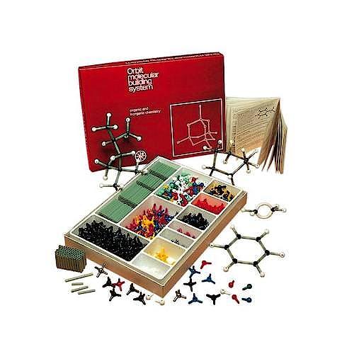 Set (Para Clases) de Química Inorgánica/Orgánica Orbit™