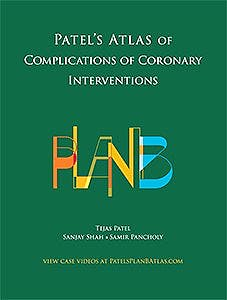 Portada del libro 9781893446199 Patel's Atlas of Complications of Coronary Interventions Plan B