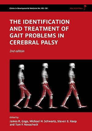 Portada del libro 9781898683650 The Identification and Treatment of Gait Problems in Cerebral Palsy + Dvd