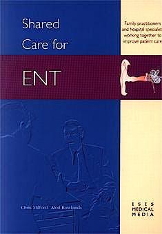 Portada del libro 9781899066698 Shared Care for Ent