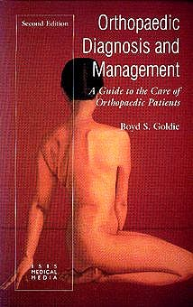 Portada del libro 9781899066902 Orthopaedic Diagnosis and Management