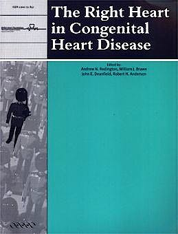 Portada del libro 9781900151849 The Right Heart in Congenital Heart Disease