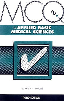 Portada del libro 9781900603805 MCQs in Applied Basic Medical Sciences