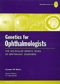 Portada del libro 9781901346206 Genetics for Ophthalmologists
