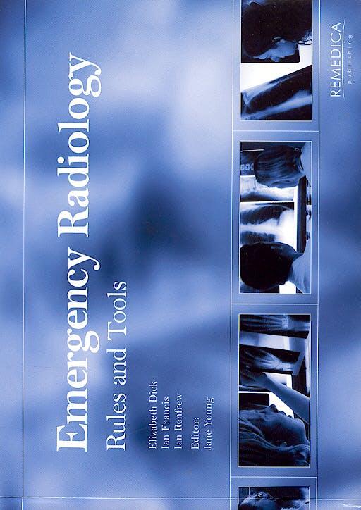 Portada del libro 9781901346282 Emergency Radiology Rules and Tools