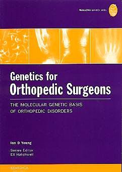 Portada del libro 9781901346428 Genetics for Orthopedic Surgeons