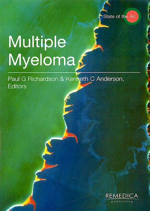 Portada del libro 9781901346480 Multiple Myeloma